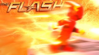 "LEGO The Flash: Crimson Comet - Episode 5 ""Time Flies"""