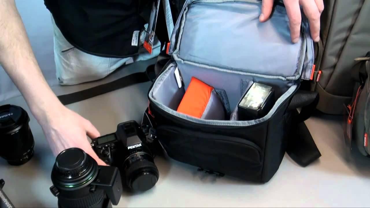Manfrotto Bella V Shoulder Bag Review 110