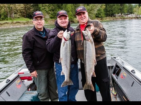 Cowlitz River Winter Steelhead