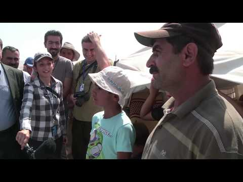 Iraqi Refugees in Kurdistan