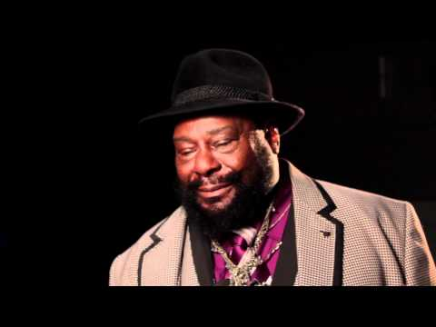Hall of Fame Inductee George Clinton on the Red Hot Chili Peppers