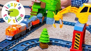 Fisher Price EZ Way Railway | Fun Toy Trains for Kids | Videos for Children