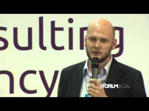 iForum-2014, Владимир Ковалёв