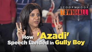 This Is How Kanhaiya Kumar's 'Azadi' Speech Landed in Gully Boy