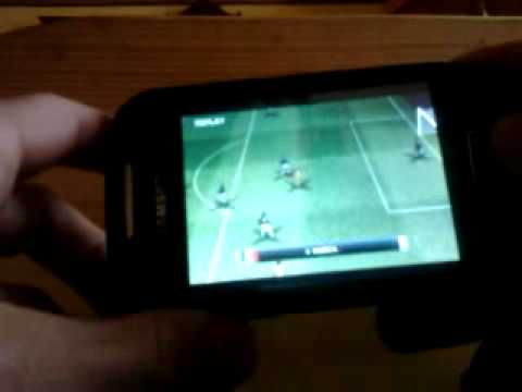 Samsung Galaxy Mini PES 2011