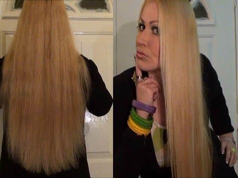 20 Trucos y tips  para que te crezca el pelo rapidisimo . consejos practicos