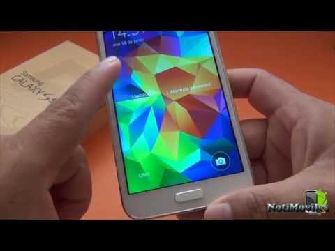 HDC Galaxy S5 N900H Clon S5 Review en Español