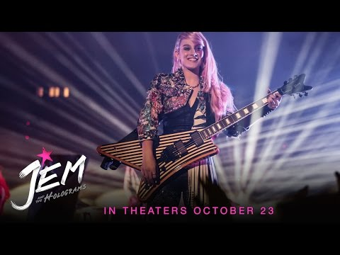 Jem And The Holograms - In Theaters October 23 (TV Spot 2) (HD)