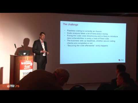 Infosec 2015 - The struggle with software vulnerabilities, Trend Micro