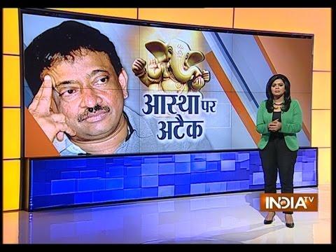 Ram Gopal Varma insults Lord Ganesha on Twitter