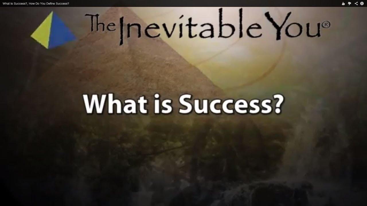 define success essays