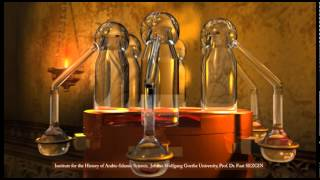 Apparatus for the Distillation of Rose Water Described by Az Zahrawi