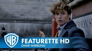 PHANTASTISCHE TIERWESEN: GRINDELWALDS VERBRECHEN - Featurette #2 Deutsch HD German (2018)