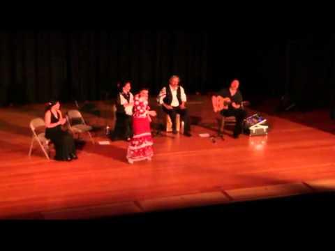 Caminos Flamencos featuring Jose Manuel Blanco