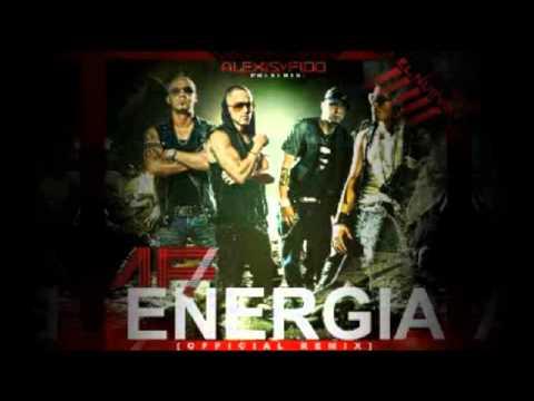 Energia Remix - Alexis Y Fido ft Wisin Y Yandel
