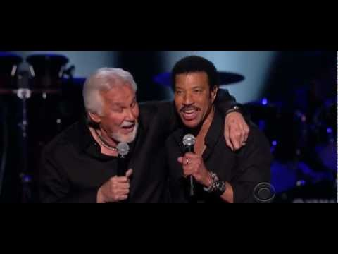 Lionel Richie And Kenny Rogers Lady watch this aswell http://www.youtube.com/watch?v=hqeevfYkuZU