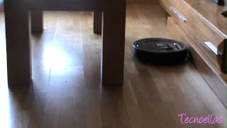 How to Use iRobot Roomba® 980 Robot Vacuum