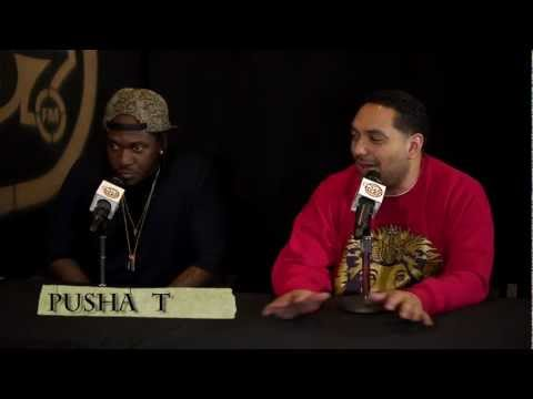 "Pusha T to Consequence ""Kanye bought your teeth"" & More!!!"