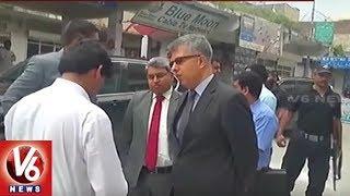 Indian Envoy In Pakistan Ajay Bisaria Denied Entry to Gurudwara Near Islamabad