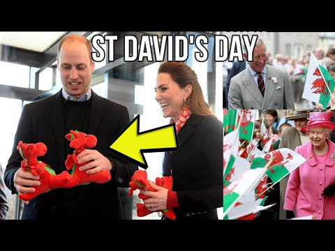 Kate Middleton and Prince William Were Marking St David's Day With Sweet Backstory