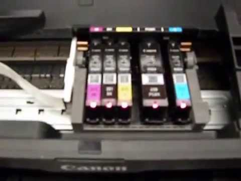 How To Install Canon Ix6820 Cis Continuous Ink Supply