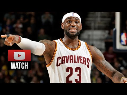 Lebron James IS BACK as a Cavalier, Full Highlights vs Maccabi (2014.10.05) - 12 Pts