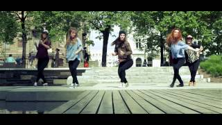 Ola Zabłocka Choreography Mavado - Never believe you