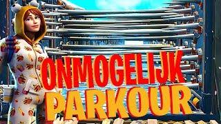 ONMOGELIJK PARKOUR !! | Fortnite Creative #1 ft. Luka