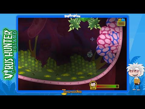★ Poptropica: Virus Hunter Island Full Walkthrough ★