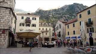 Kotor Old Town - Montenegro, HD Video Tour