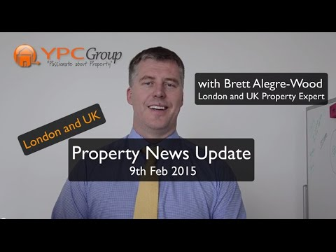 UK Property News 9th Feb 2015 - Real Estate Crowdfunding offer