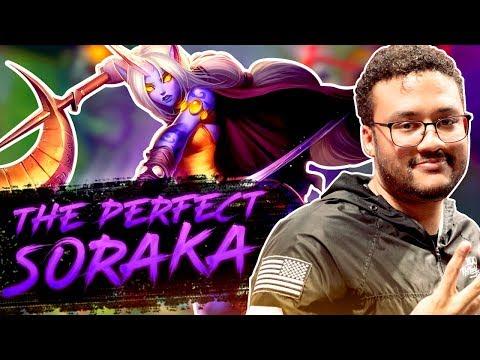 THE PERFECT SORAKA!! | APHROMOO