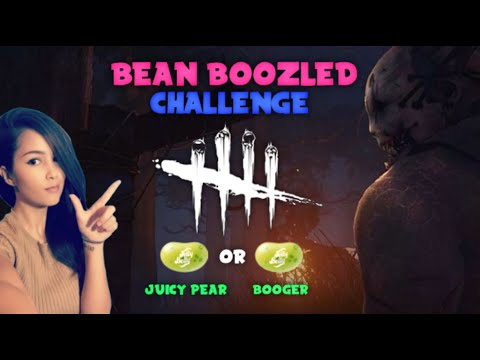 Dead By Daylight  |  BEAN-BOOZLED Challenge for EVERY DEATH  | RANKING UP & Juking  |  720p