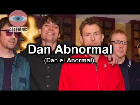 Blur - Dan Abnormal (the Meanie Leanie)