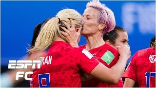 It's not in the United States' DNA to take their foot off the gas - Julie Foudy | Women's World Cup