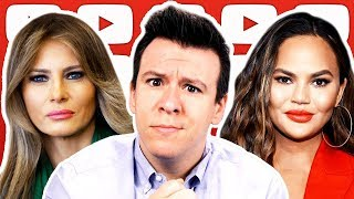 "Chrissy Teigen ""Filthy Mouth"" FREAKOUT, New Vape Pen Panic, Trump Taliban Negotiations Dead, & More"