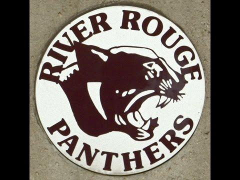 River Rouge Panthers vs Detroit Allen Academy  Wildcats 2014