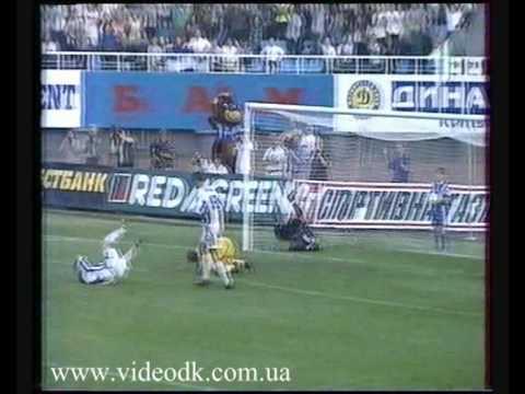 Динамо Киев - Бари Таун Уэльс 1998
