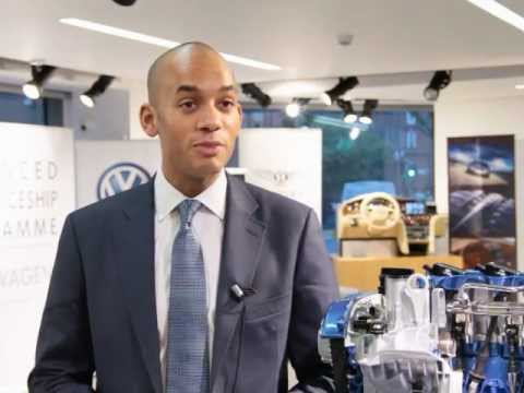Shadow Business Secretary, Chuka Umunna, talks to SMMT about the UK automotive sector
