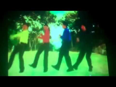 Th Ewiggles  The Taiwanese Wiggles   The Monkey Dance video