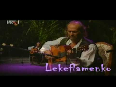 Concierto Paco de Lucia en Pula con La Tana y Monte Cortes 1º