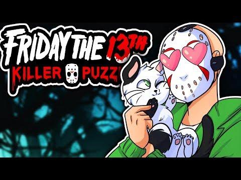 JASON LOVES KITTENS! | Friday The 13th: Killer Puzzle