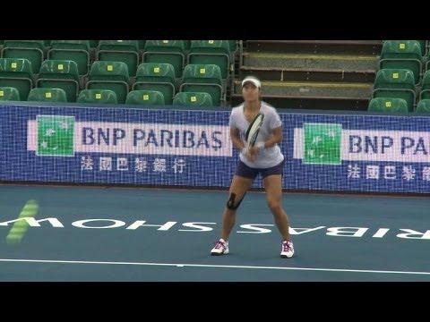 China's Li Na eyes world top tennis spot