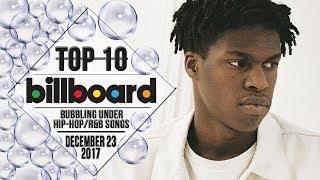 download lagu Top 10 • Us Bubbling Under Hip-hop/r&b Songs • gratis