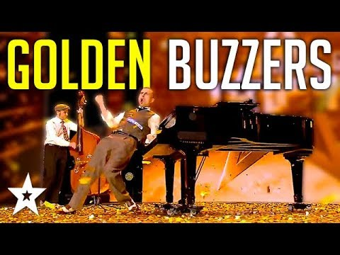 Incredible GOLDEN BUZZER Auditions On Italy's Got Talent 2019!   Got Talent