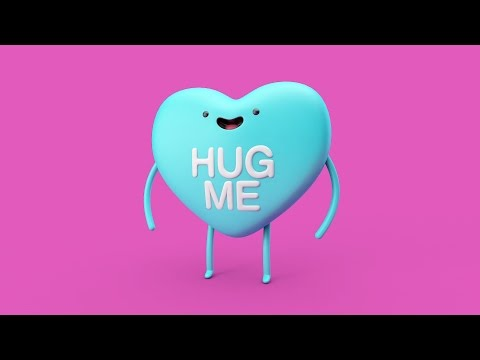 Cinema 4D Tutorial - Modeling, Rigging, and Texturing a Cartoon Heart Character