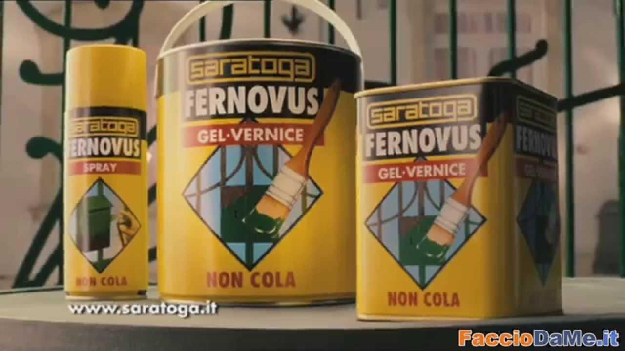 Colori Vernice Saratoga Saratoga Fernovus Gel Vernice