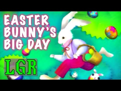 LGR - Easter Bunny's Big Day - PS1 Game Review