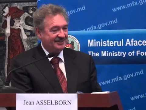 Joint Press Conference with Iurie Leancă and Jean Asselborn, 22 January 2013