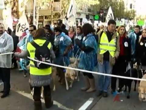 TV Martí Noticias — Madrid pide rescate a la UE en medio de protesta por crisis y recortes